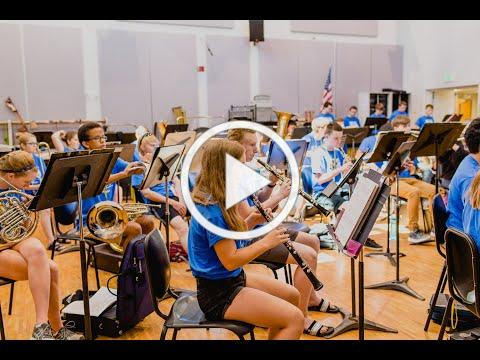 Lutheran Summer Music Admissions video