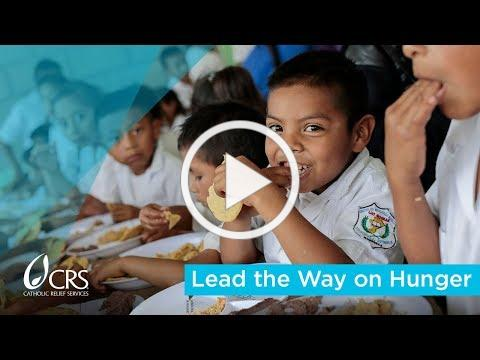 Lead the Way on Hunger