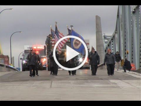 Eisenhower Bridge of Valor Opens to Traffic