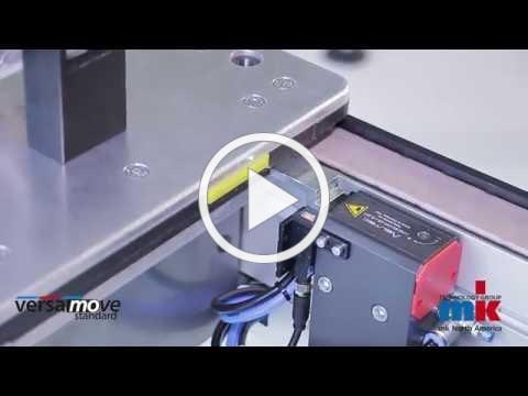 VersaMove Pallet-Handling Conveyor (Overview)