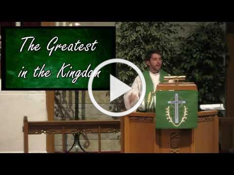 Weekend Worship - 9/5/2020 - Fourteenth Sunday After Pentecost