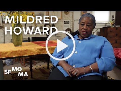 Mildred Howard's houses hold memories