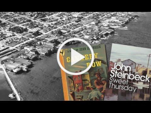 Literary Sites of the Monterey Peninsula: Steinbeck, Stevenson & Jeffers