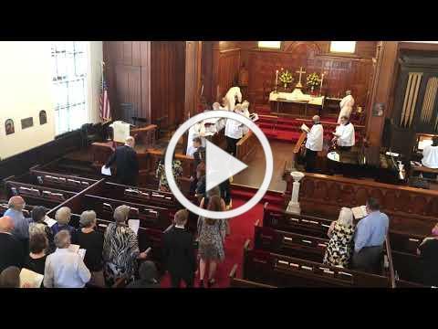 Myra Ponder Funeral 5.25.21