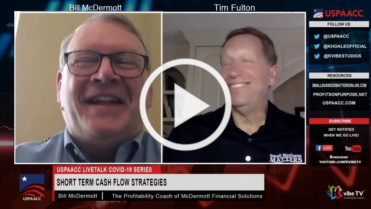 LiveTalk Short Term Cash Flow