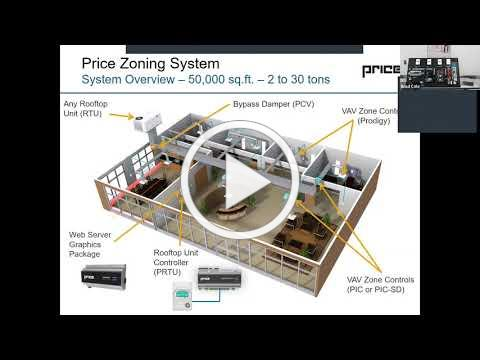 Price Intelligent Rooftop Controller