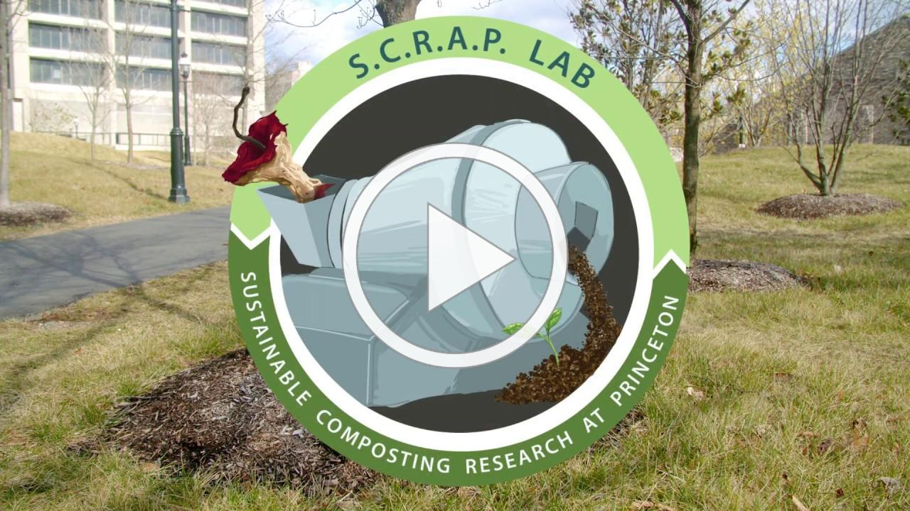 Composted: The Journey of a Food Scrap