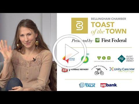 Toast of the Town: Emily O'Connor, Lydia Place