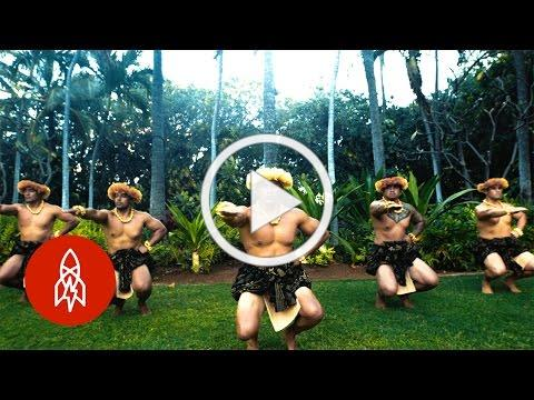 Telling Warrior Stories with Hula