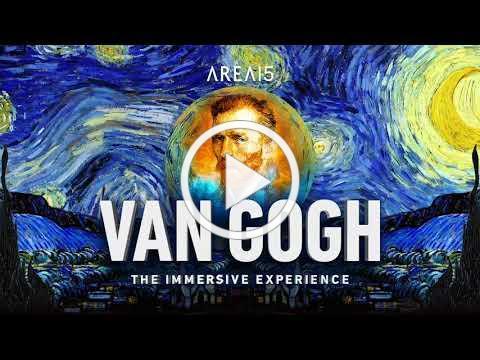 Van Gogh: The Immersive Experience @ AREA15