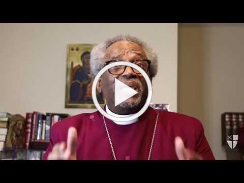 Presiding Bishop Curry - A Word to the Church - Who Shall We Be? (January 8, 2021)
