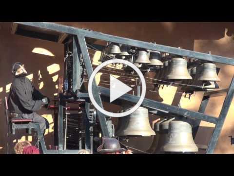 Cast in Bronze - Carol of the Bells
