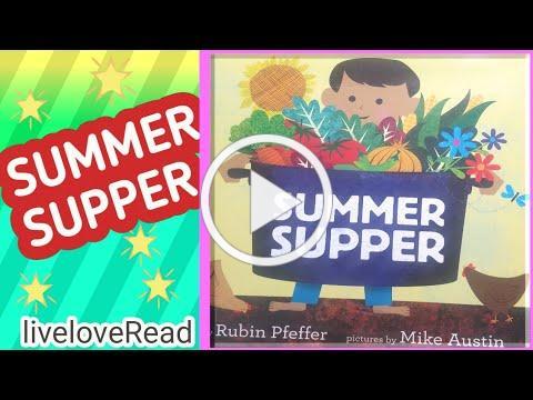 SUMMER SUPPER BY Rubin Pfeffer