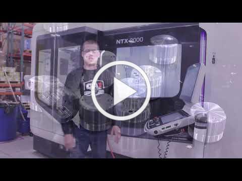 QA1 Video For School District CNC Machines