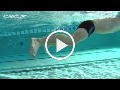 Breaststroke Swimming Technique | Kick