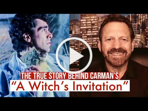 """""""A Witch's Invitation"""" (by Carman) The True Story - Interview with Mario Murillo"""