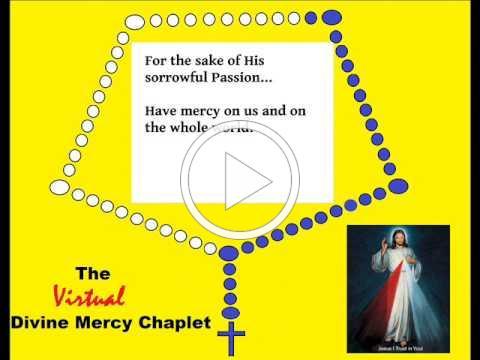 Divine Mercy Chaplet (spoken) (virtual)