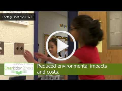 PWCS is a Green Ribbon School District Sustainability Awardee