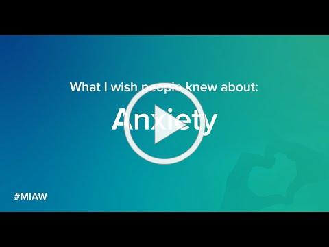 Krishna Louis: What I wish people knew about anxiety