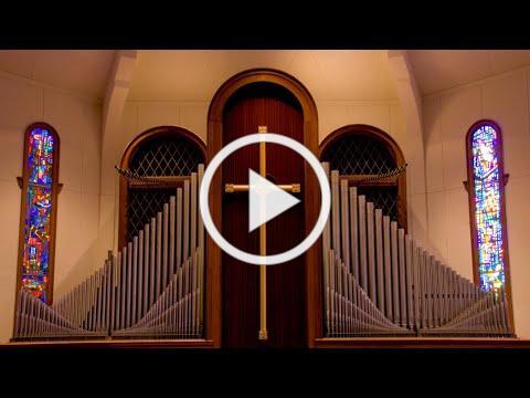 """The Joy of Music"" with Melinda Clark, Organist"