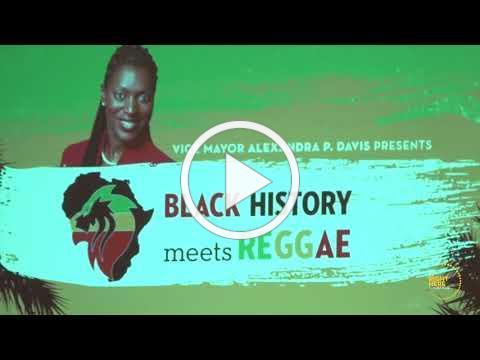 Icon Awards 2021! Black History Meets Reggae!