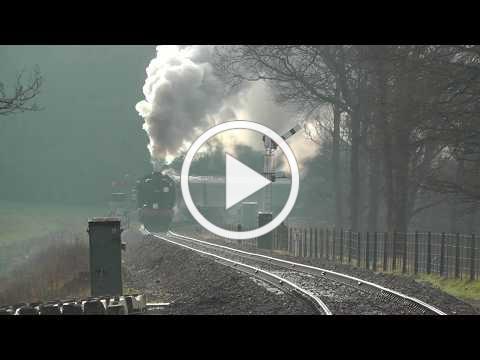BLUEBELL RAILWAY 30/31/12/2019