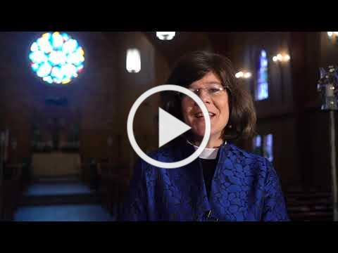 St. Andrew's Cathedral Announces Anne Maxwell as is new Dean