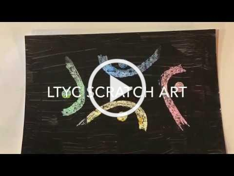 Art Now: Lesson 9, LTYC Scratch Art