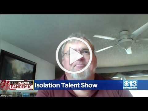 CBS Sac - Placer Arts Virtual Talent Show