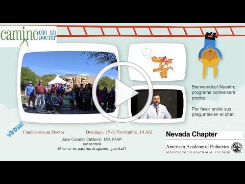 Nevada AAP 15 de Noviembre Camine con un Doctor