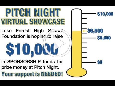 Pitch Night Virtual Showcase Video #2