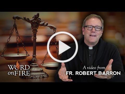 Bishop Barron on Judgment and God
