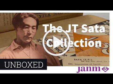 Unboxed: The JT Sata Collection