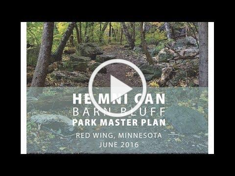 Barn Bluff/He Mni Can Update 2019