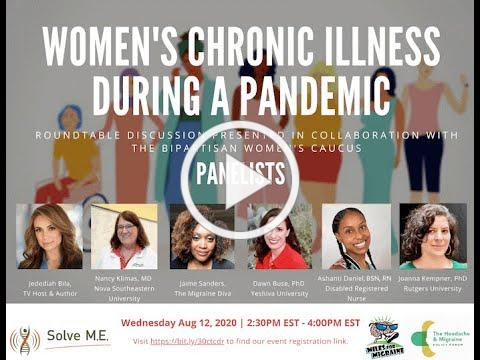 Women's Chronic Illness During a Pandemic: A Virtual Congressional Briefing