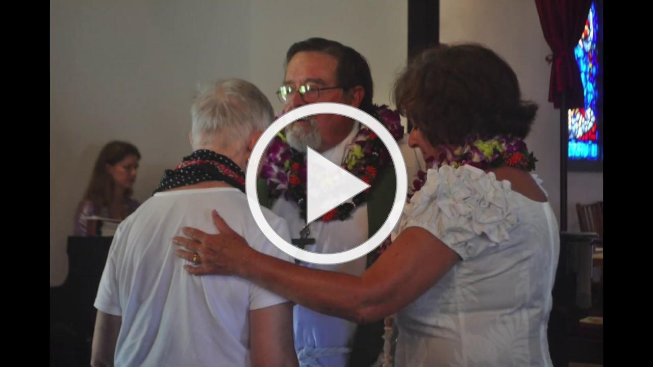 Aloha David and Susan