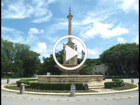 Did You Know: DeSoto Plaza & Fountain