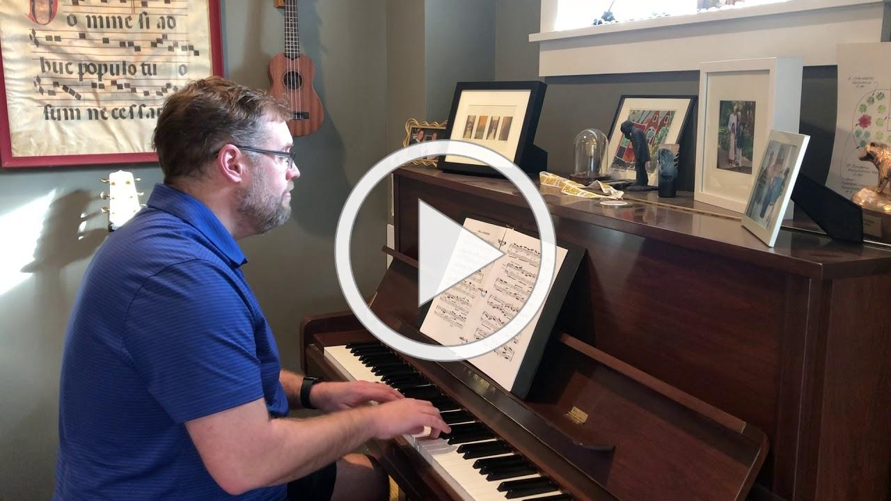 Connect with the B.E.S.T.: Aria from the Goldberg Variations