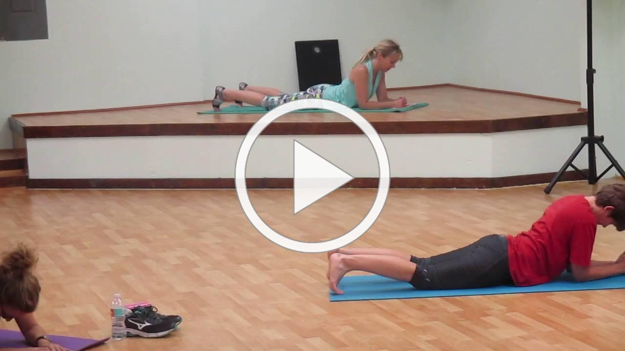 PILATES in action with Studio Jear Group Fitness