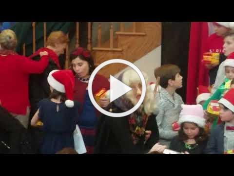 2018 Christmas Village, Italian Language Program Presentation 2