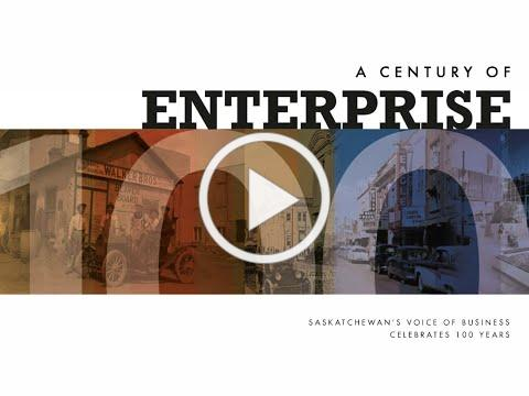 Saskatchewan Chamber of Commerce Centennial Video