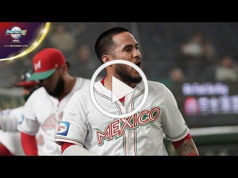 HIGHLIGHTS: Mexico v USA - WBSC Premier12 2019