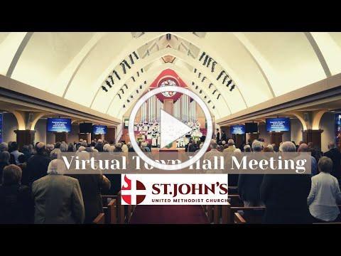 St. John's Virtual Town Hall Meeting