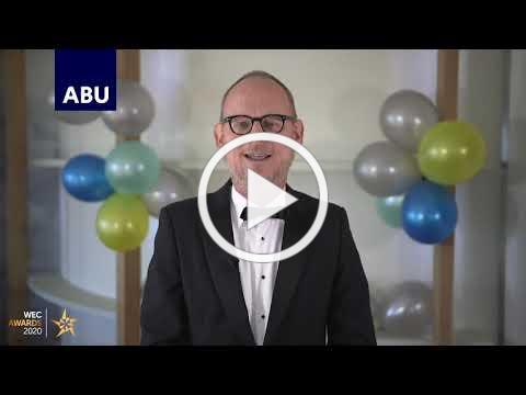 WEC Awards 2020 ABU - Winning speech