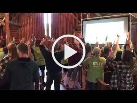 Staff Training 2018 Commissioning Service - Gospel Light