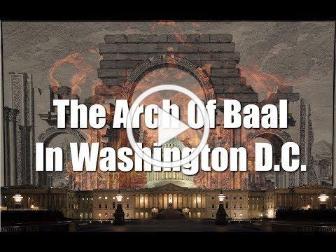 Jonathan Cahn: The Arch Of Baal In Washington D.C.