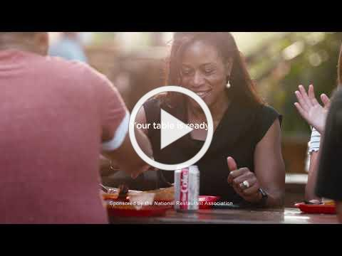 National Restaurant Association - The Sounds We Crave :30