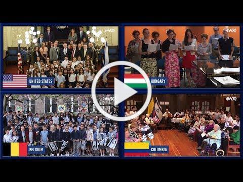 World Jewish Congress Global Hatikvah Project