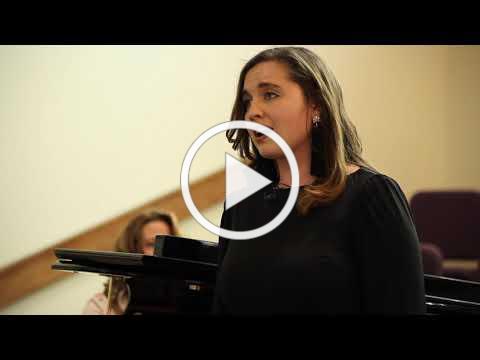 "Jenna Kuchar - ""Ach! Ich fühls"" by W.A. Mozart"
