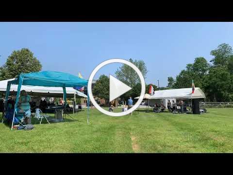 Bluegrass Mass on June 2, 2019